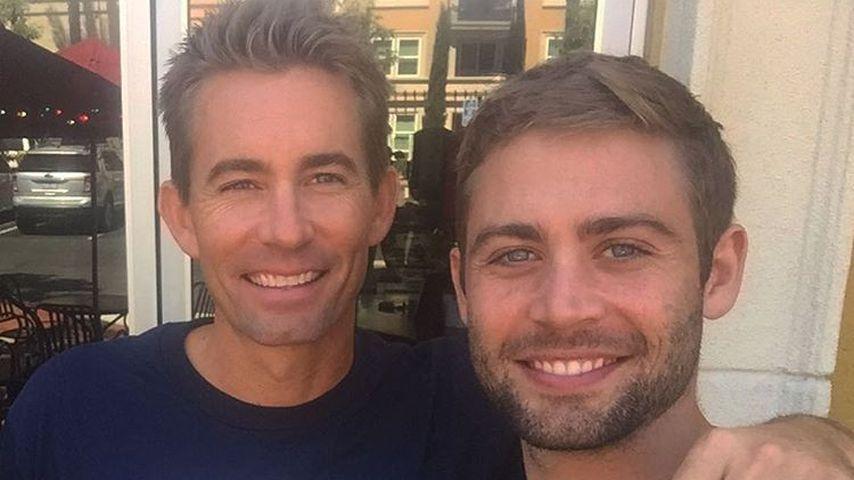 Caleb (l.) und Cody Walker (r.), Brüder von Paul Walker