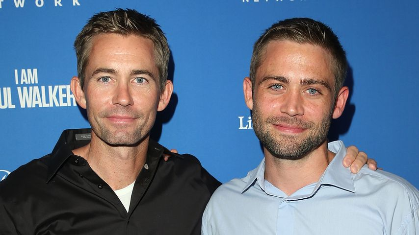 "Caleb und Cody Walker bei der ""I Am Paul Walker""-Premiere in Kalifornien"