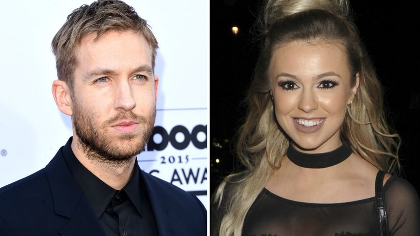 Nach Taylor-Aus: Datet Calvin Harris TV-Star Megan Reed?