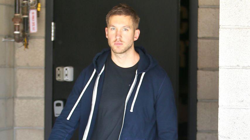 Calvin Harris unterwegs in Los Angeles