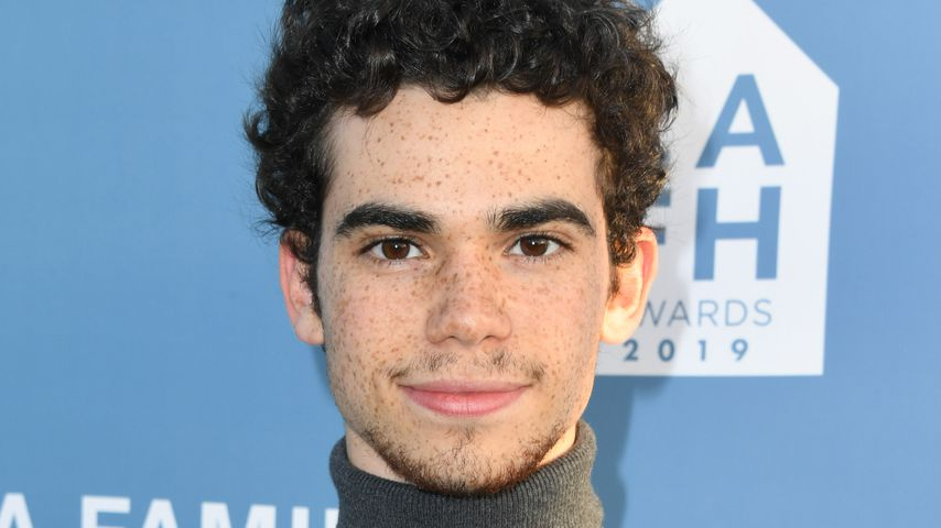 Cameron Boyce im April 2019 in West Hollywood