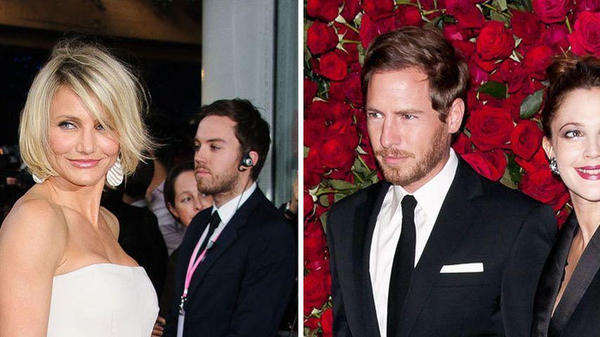 Cameron Diaz: Segen für Drew Barrymores Verlobten