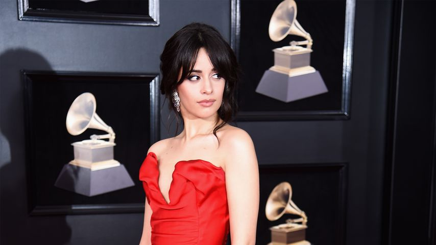 Camila Cabello bei den Grammy Awards 2018