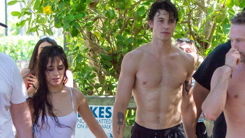 Camila Cabello und Shawn Mendes, Miami 2019