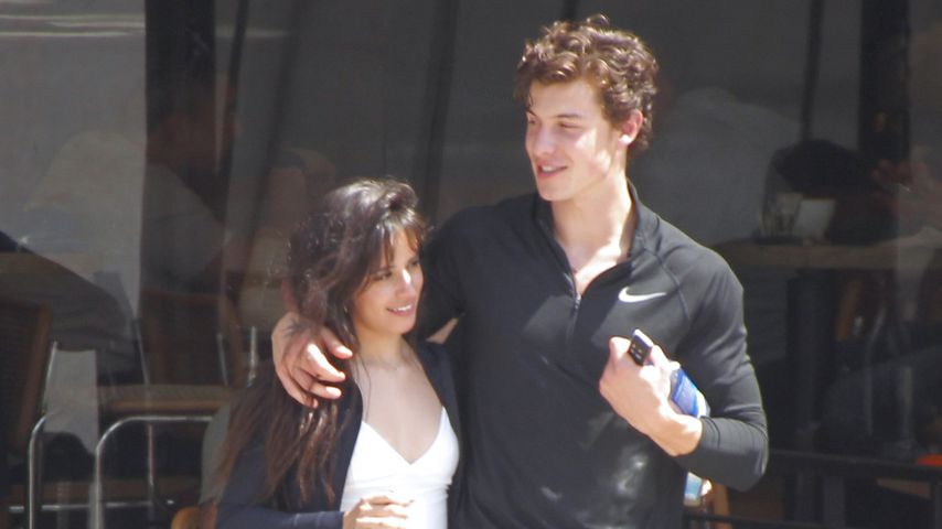 Camila Cabello und Shawn Mendes 2019 in Los Angeles