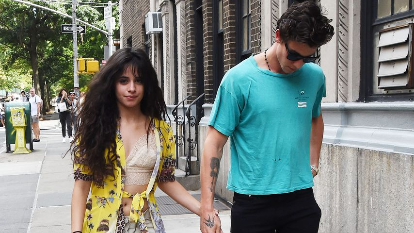Camila Cabello und Shawn Mendes, New York 2019