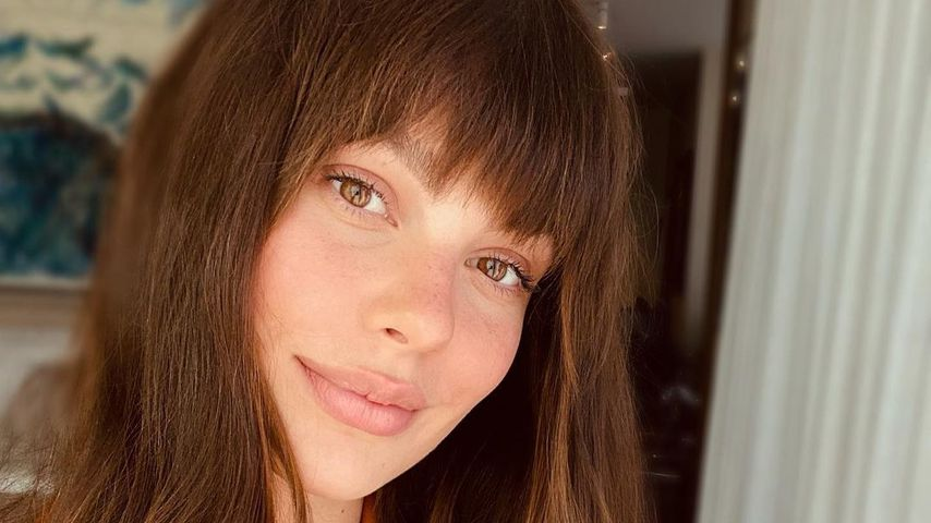 Camila Morrone, Model