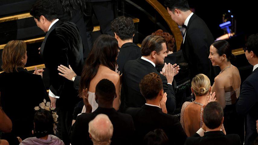 Camila Morrone und Leonardo DiCaprio bei den Oscars 2020