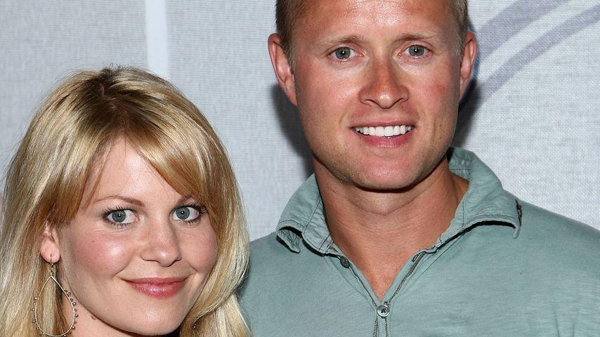 Candace Cameron Bure und ihr Mann Valeri in L.A. im Juli 2008