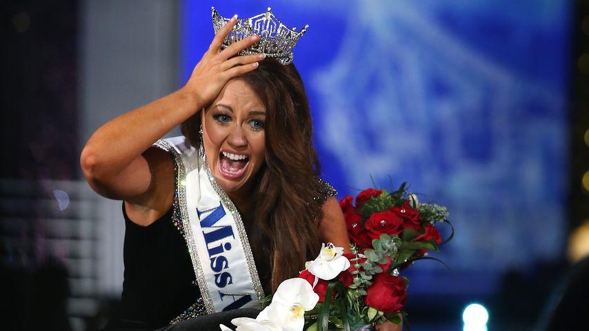 Sie ist die Schönste: Diese Brünette ist Miss America 2018!