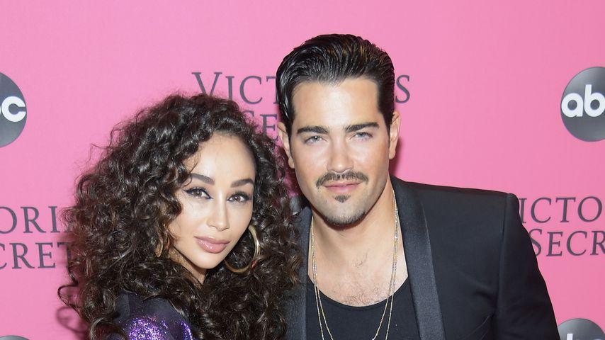 Cara Santana und Jesse Metcalfe im November 2018
