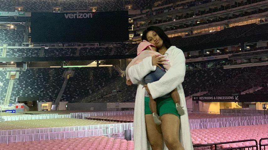 11 Monate alt: Mama Cardi B so stolz auf Tochter Kulture