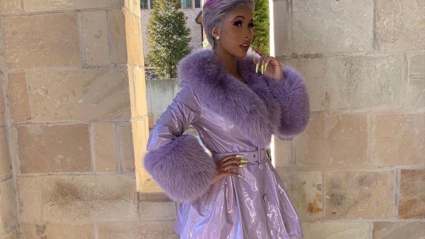 Luxus-Lifestyle: Cardi B gibt monatlich 250.000 Dollar aus