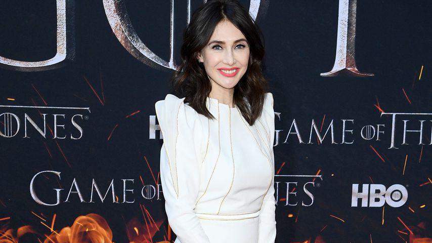 """""""Game of Thrones""""-Darstellerin Carice van Houten in New York"""