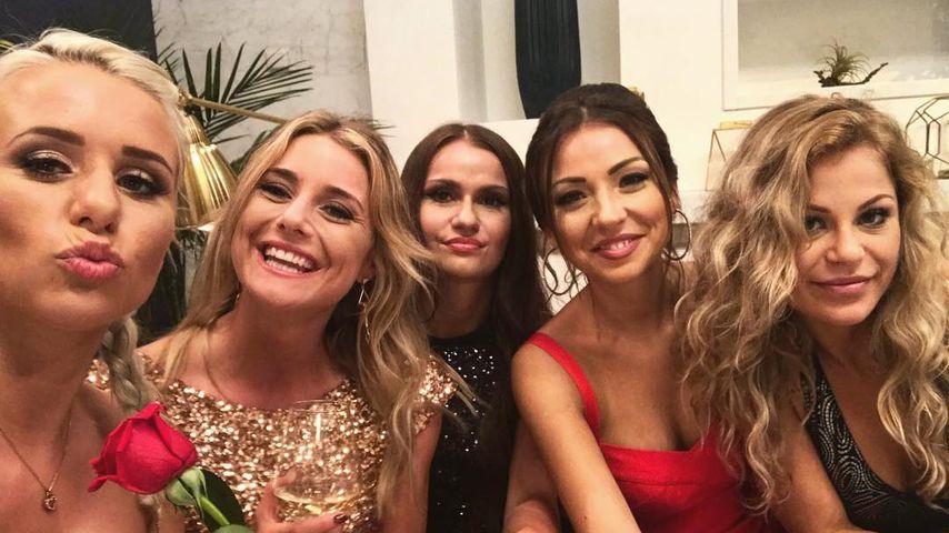 Carina Spack, Janina Celine Jahn, Alina Ochs, Kristina Yantsen und Michelle Schellhaas