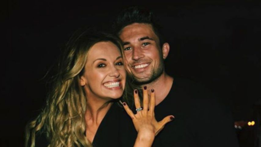 Carly Pearce und Michael Ray