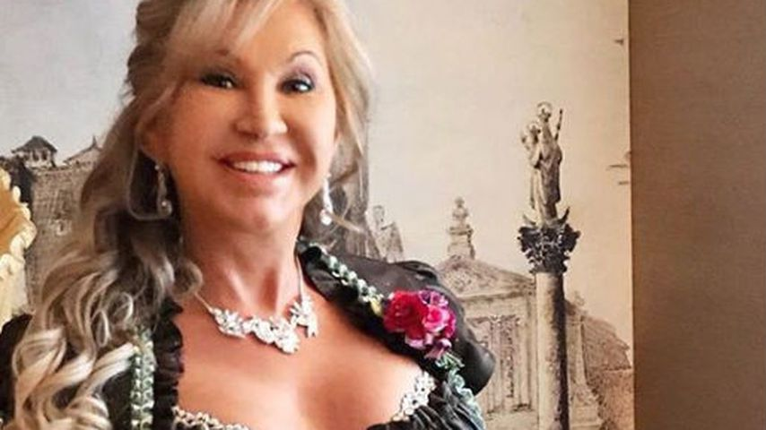 Plötzlich ergraut: Carmen Geiss trägt jetzt den Granny-Look
