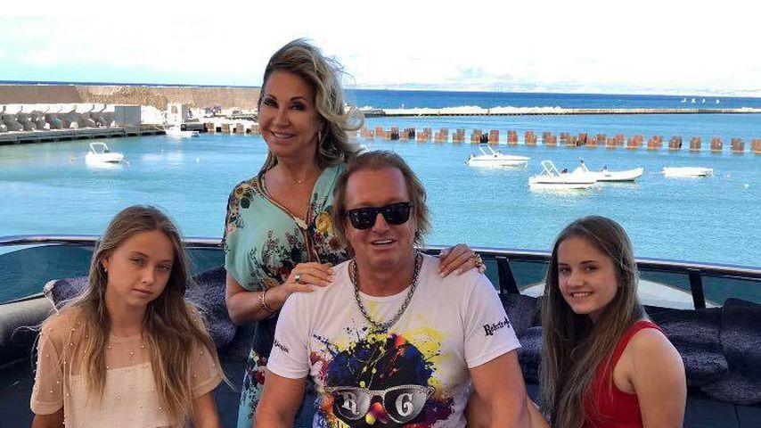 Kaum zu glauben: Robert Geiss wird bei Töchtern zum Softie!