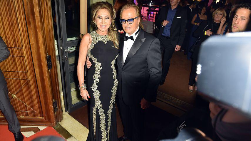 Carmen und Robert Geiss bei einer Charity Gala