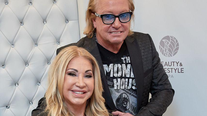 Carmen und Robert Geiss im Januar 2020 in Wien