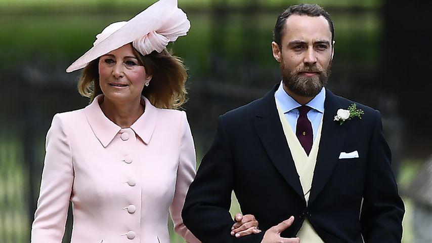Klartext: Donna Air dementiert Trennung von James Middleton