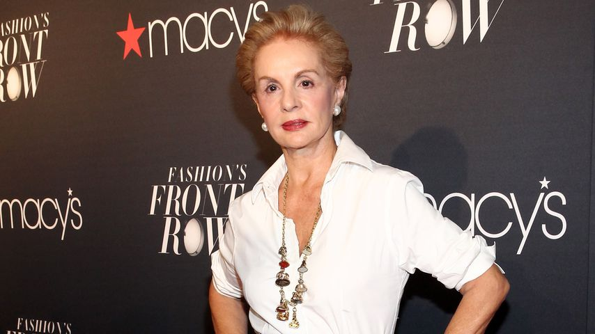 Carolina Herrera in New York