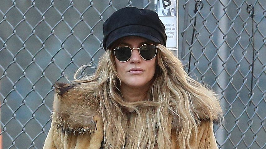 Caroline Flack 2019 in New York