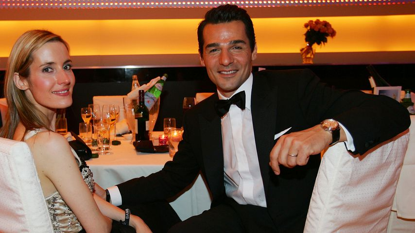Caroline Goddet und Erol Sander, 2005