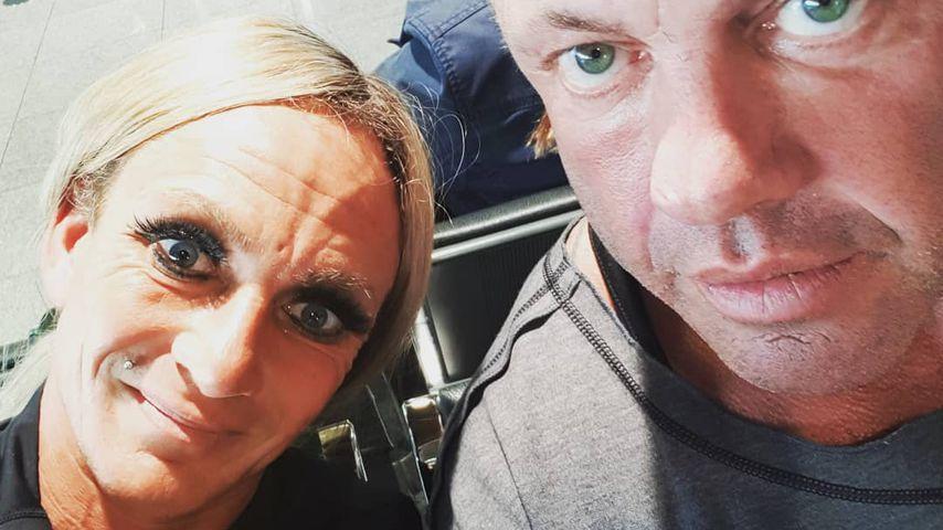 Caroline Robens und Andreas Robens im April 2019