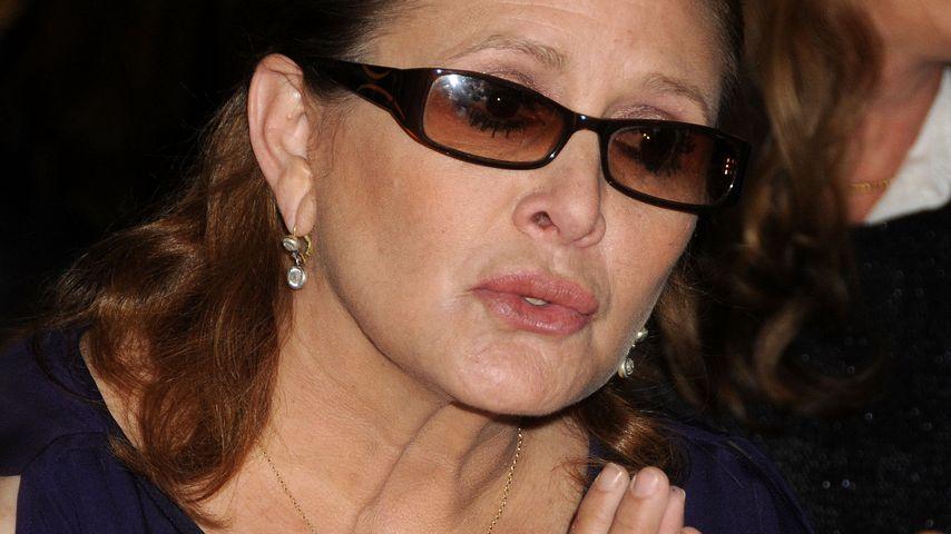 Trotz Autopsie: Carrie Fishers Todesursache nicht geklärt!