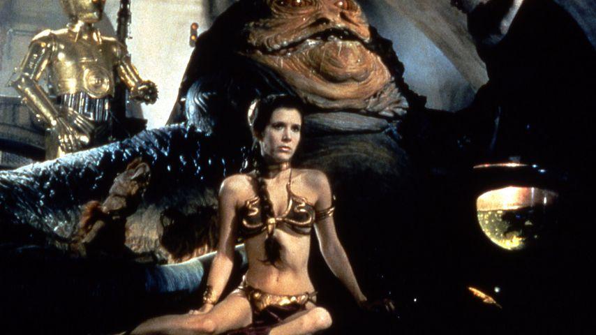 """""""Star Wars""""-Auktion: Mega-Gebot für Prinzessin Leias Bikini"""