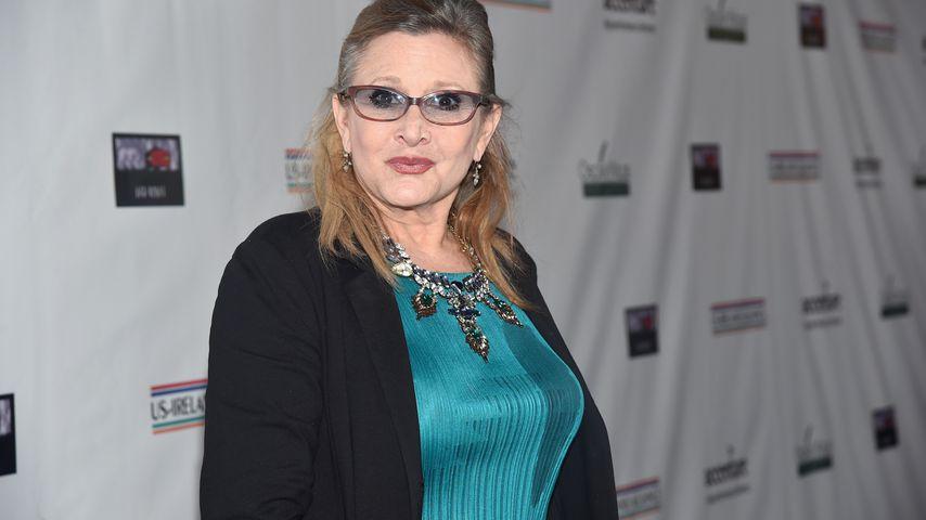 Carrie Fisher (†60): Heroin & Kokain in ihrem Blut gefunden!