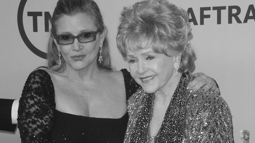 Einen Tag nach Carrie Fisher: Mutter Debbie Reynolds ist tot
