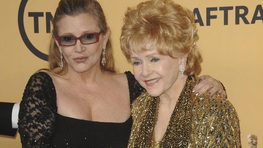 Carrie Fisher und Debbie Reynolds