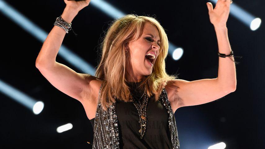 Carrie Underwood in Panik: Ihr Baby war im Auto gefangen
