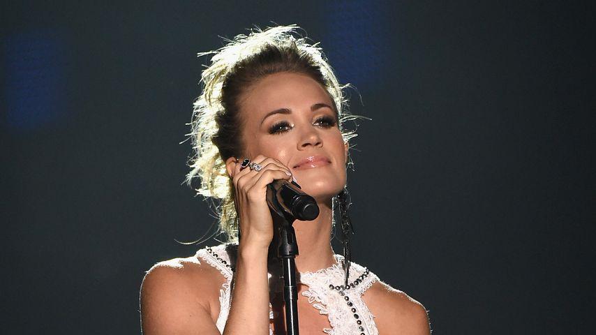 Carrie Underwood bei den CMT Music Awards in Nashville