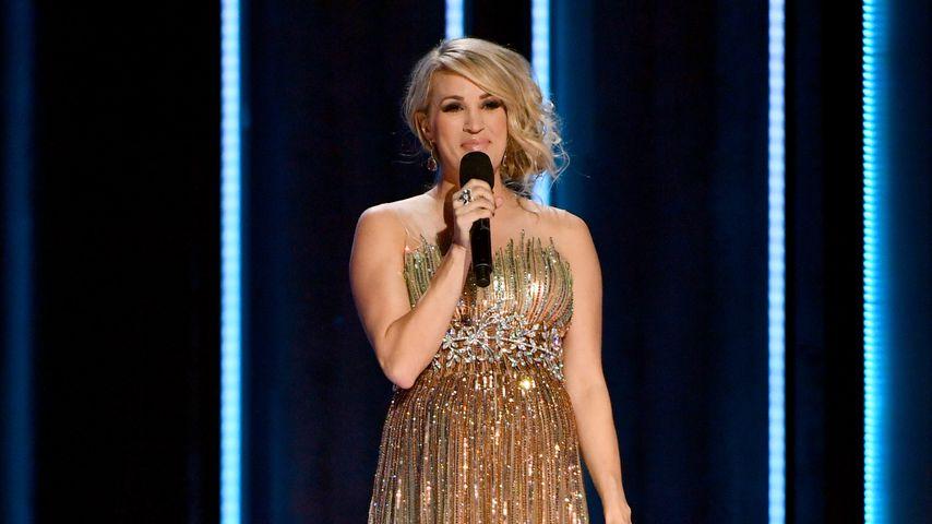 Carrie Underwood bei den CMA Awards 2018