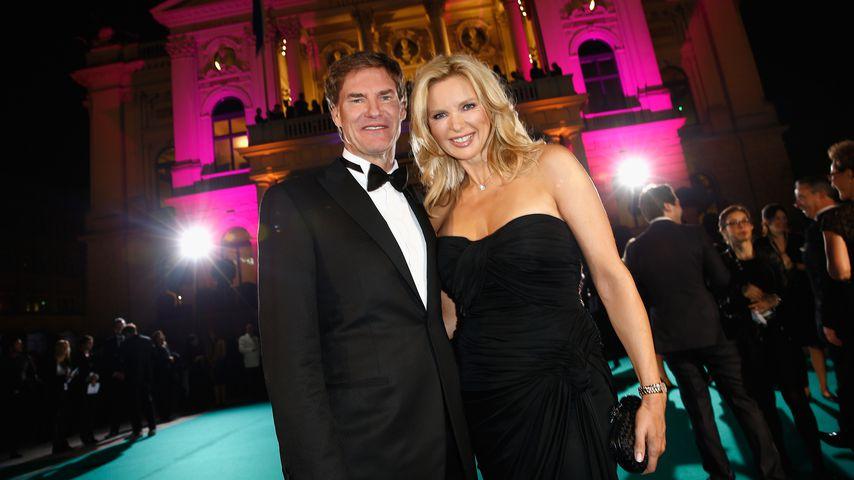 Carsten Maschmeyer und Veronica Ferres beim Zürich Film Festival 2014