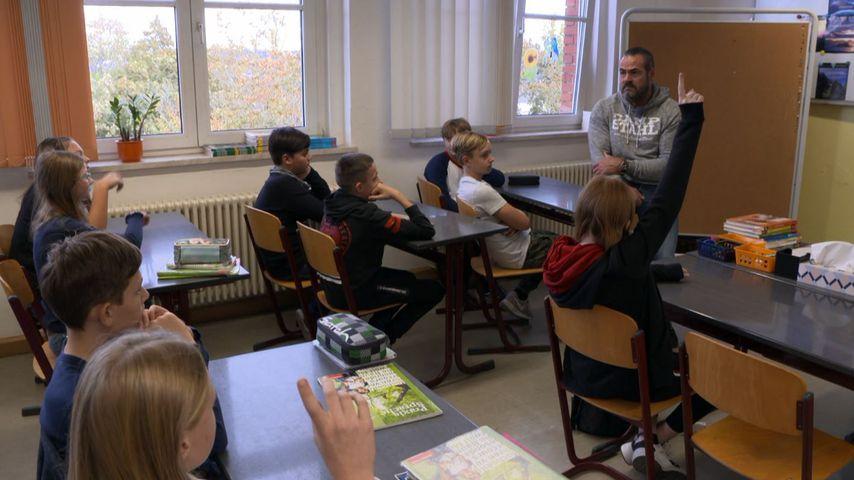 """Carsten Stahl in der zweiten """"Stahl:hart gegen Mobbing""""-Staffel"""