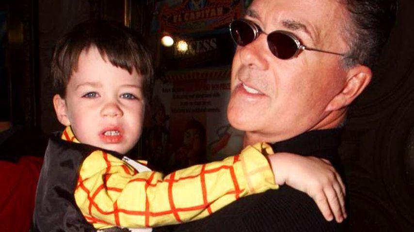Alan Thickes 1. Todestag: Sein Sohn Carter trauert im Netz