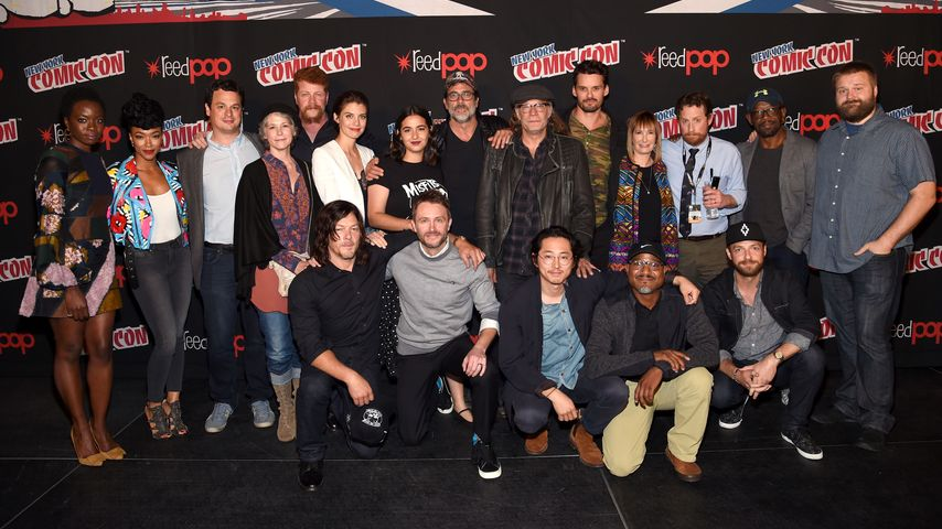 """Nach Stuntman-Tod: """"Walking Dead""""-Dreharbeiten gehen weiter!"""