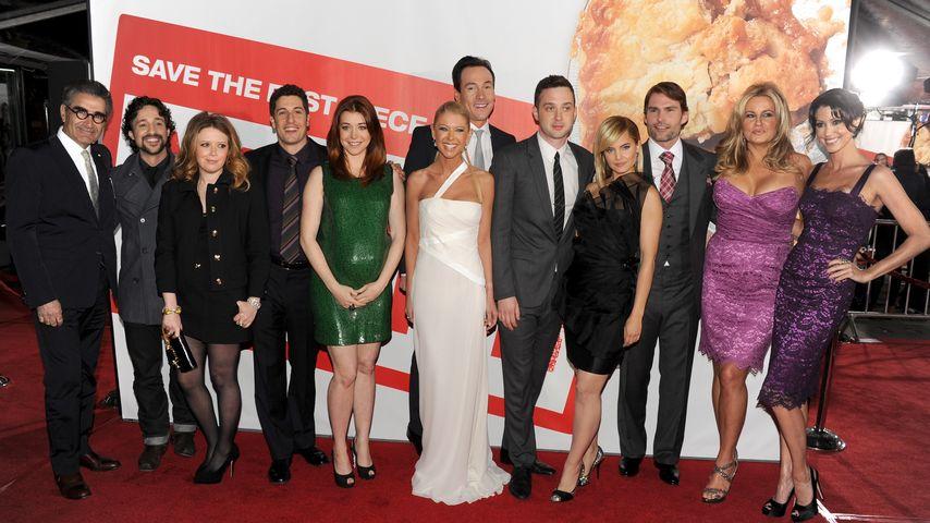 """Cast von """"American Pie: Klassentreffen"""""""