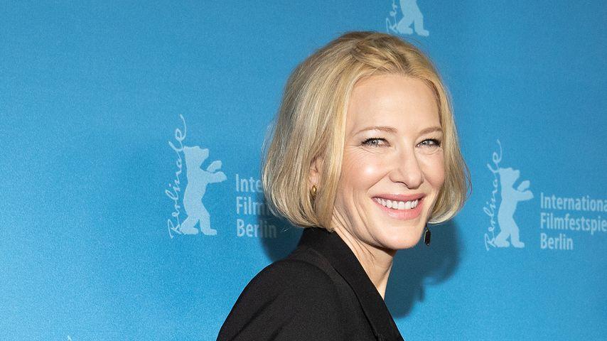 """Cate Blanchett auf der Premiere von """"Stateless"""" im Februar 2020"""