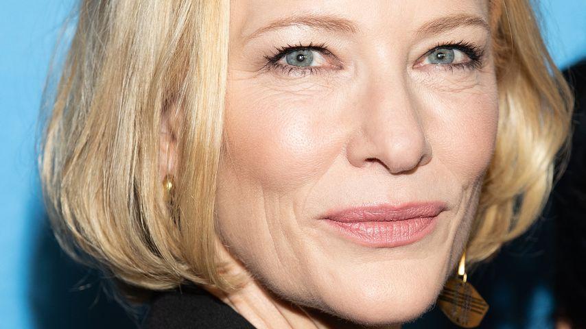 "Cate Blanchett bei der ""Stateless""-Premiere in Berlin im Februar 2020"