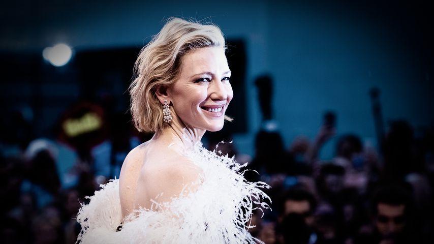 """Welche? Cate Blanchett wollte """"Herr der Ringe""""-Doppelrolle"""