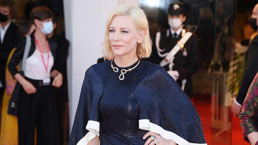 Cate Blanchett bei den internationalen Filmfestspielen in Venedig