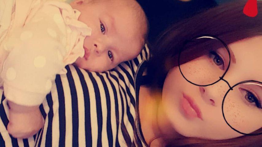 Mit fünf Monaten: Das kann Calantha Wollnys Baby nun schon!