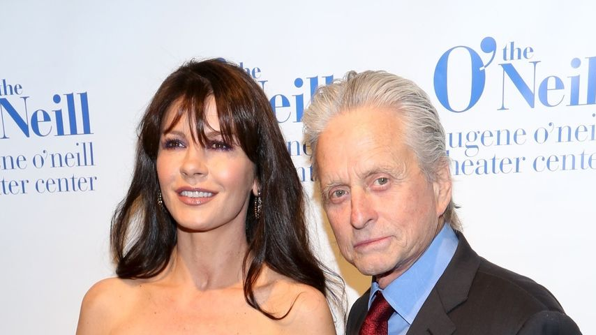 Catherine Zeta-Jones & Michael Douglas: Neue Krise