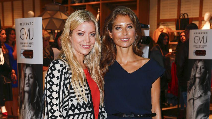 Cathy Hummels & Schwester: Zusammen zur Fashion Week 2016!