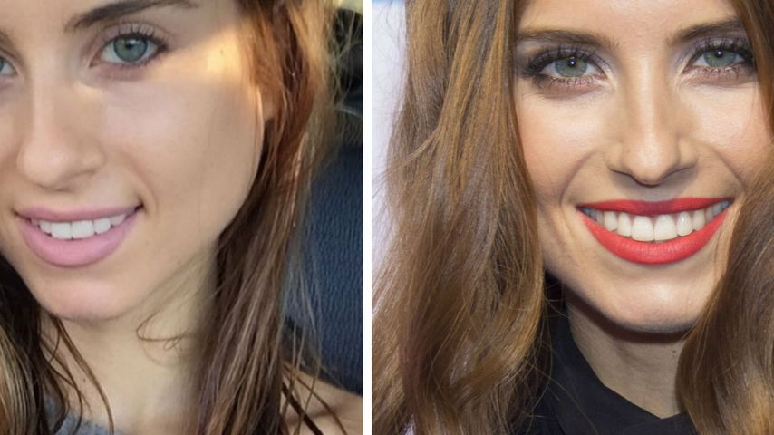 Make-up vs. Natur: Womit punktet Cathy Fischer?